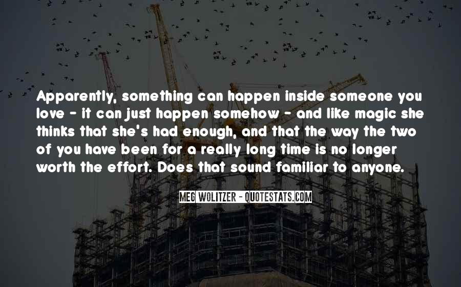 Love Happen Quotes #251238