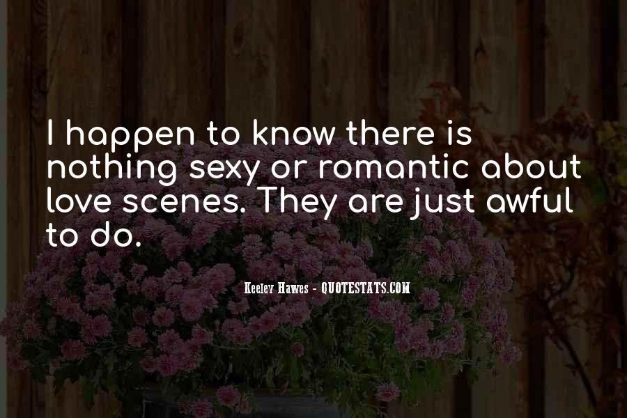 Love Happen Quotes #273024