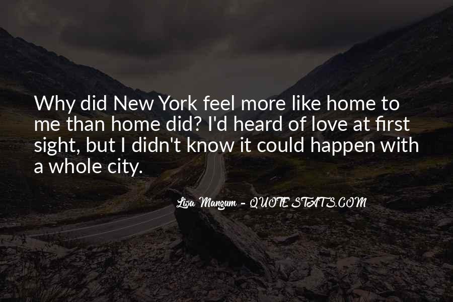 Love Happen Quotes #282766