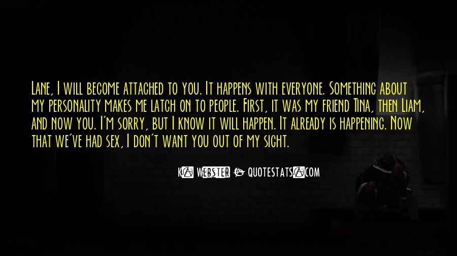 Love Happen Quotes #291693