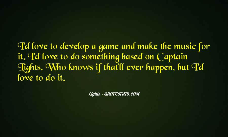 Love Happen Quotes #56003