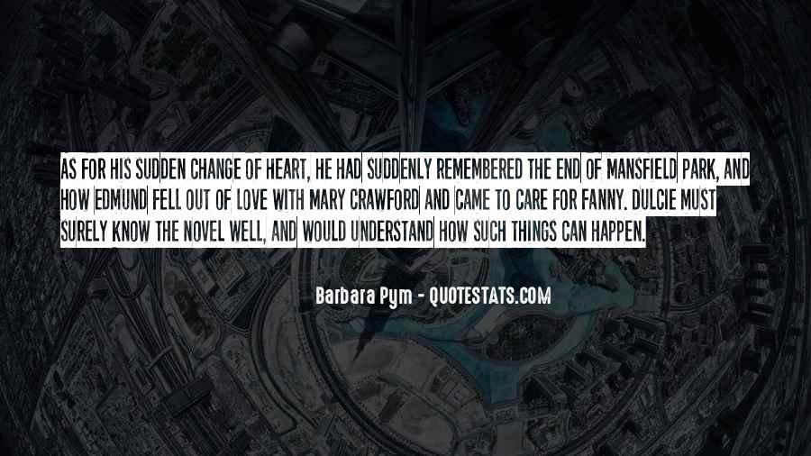 Love Happen Quotes #71722