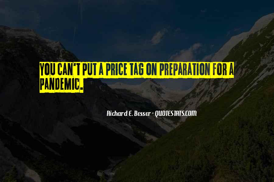 Love Has A Price Tag Quotes #10409