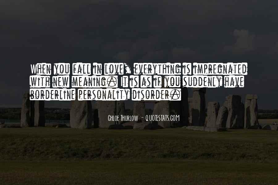 Love Has No Meaning Quotes #33301