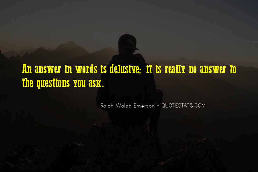 Quotes About Delusive #1394053