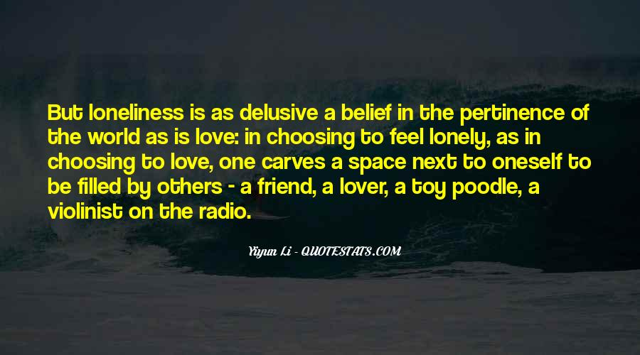 Quotes About Delusive #319791