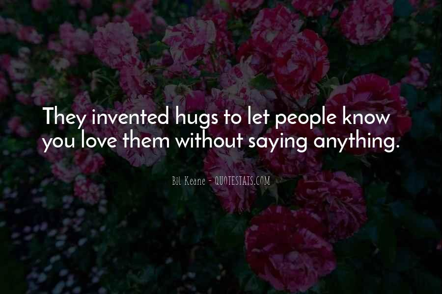 Love His Hugs Quotes #1113048