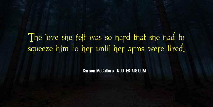 Love His Hugs Quotes #1280105