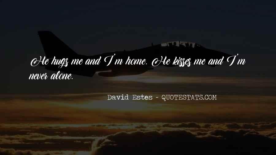 Love His Hugs Quotes #201064
