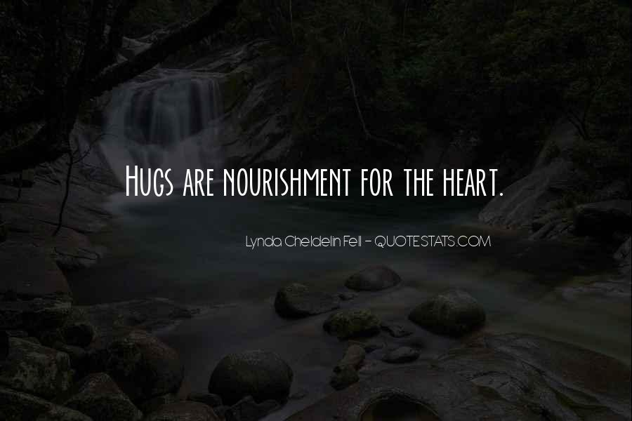 Love His Hugs Quotes #414978