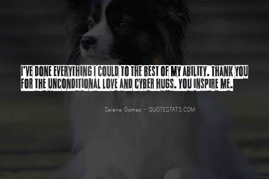 Love His Hugs Quotes #600012