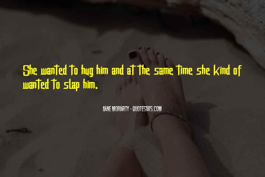 Love His Hugs Quotes #780441