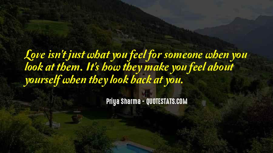 Love How You Look Quotes #743121