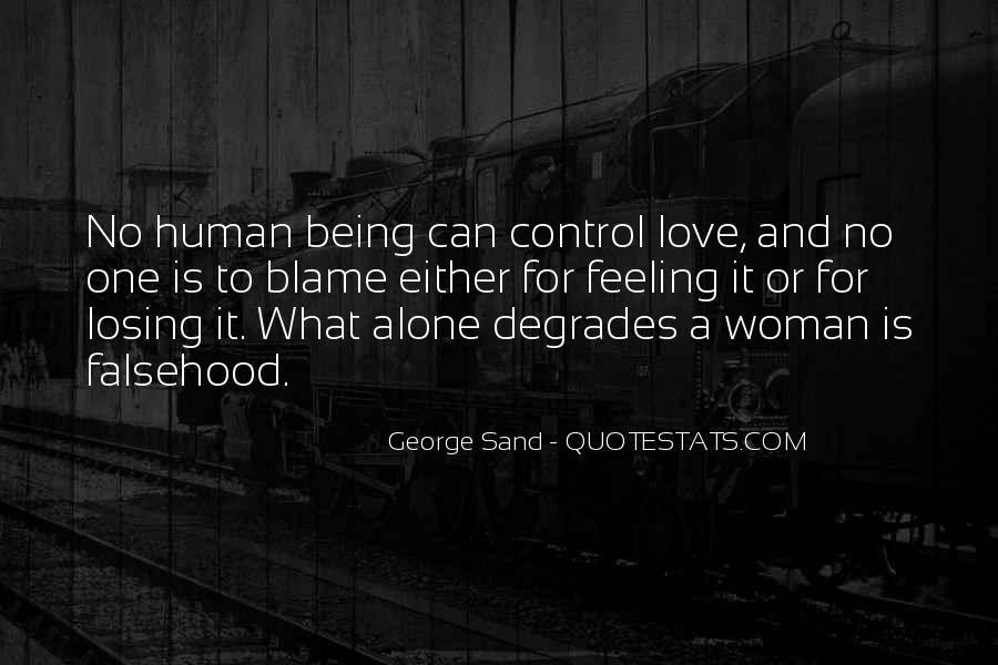 Love Human Being Quotes #157685