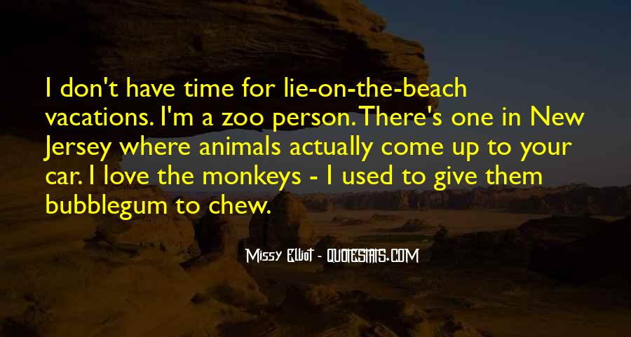 Love In The Beach Quotes #1038650