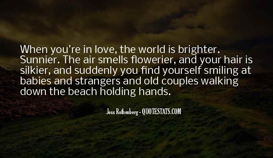 Love In The Beach Quotes #1302503