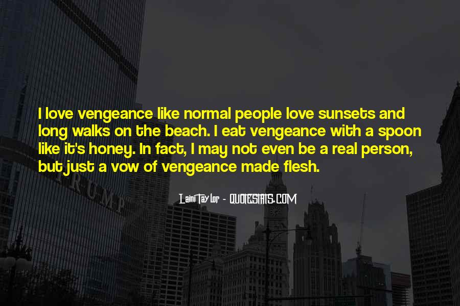 Love In The Beach Quotes #670932