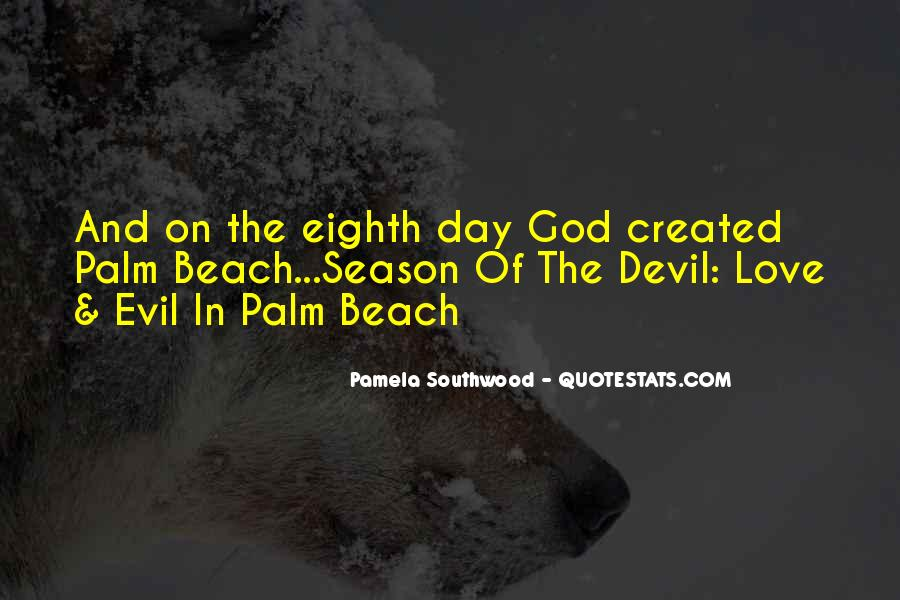 Love In The Beach Quotes #841310