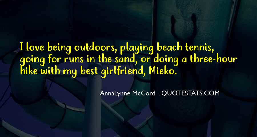 Love In The Beach Quotes #979908