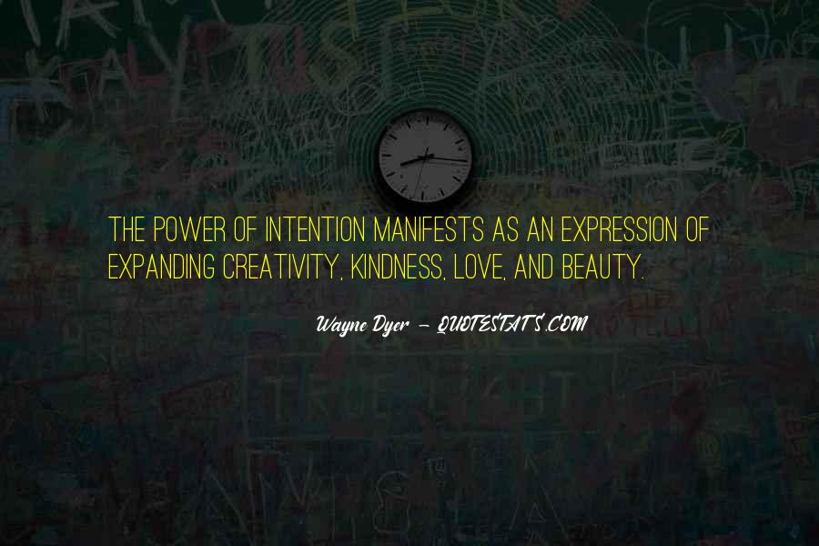 Love Intention Quotes #1697593