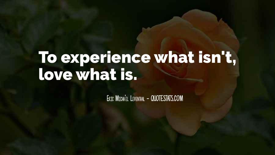 Love Intention Quotes #1702200