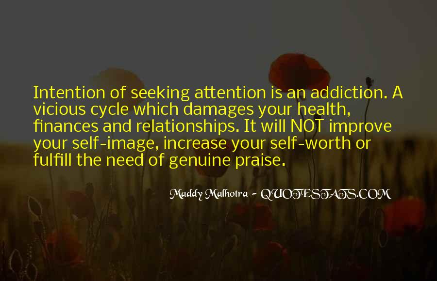 Love Intention Quotes #1853705