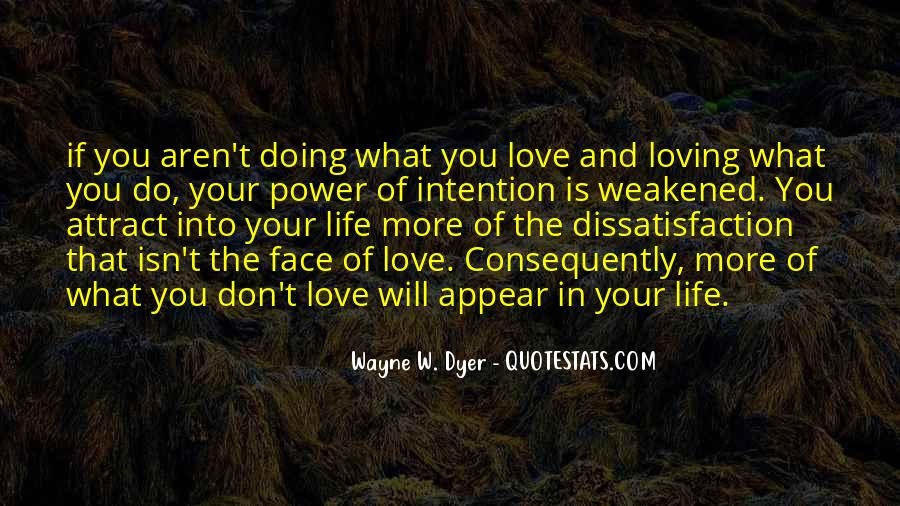 Love Intention Quotes #323715