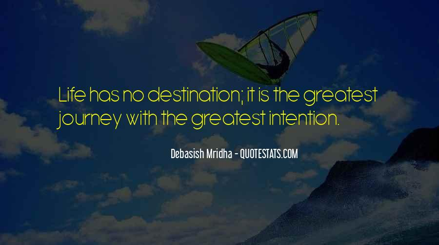 Love Intention Quotes #609161