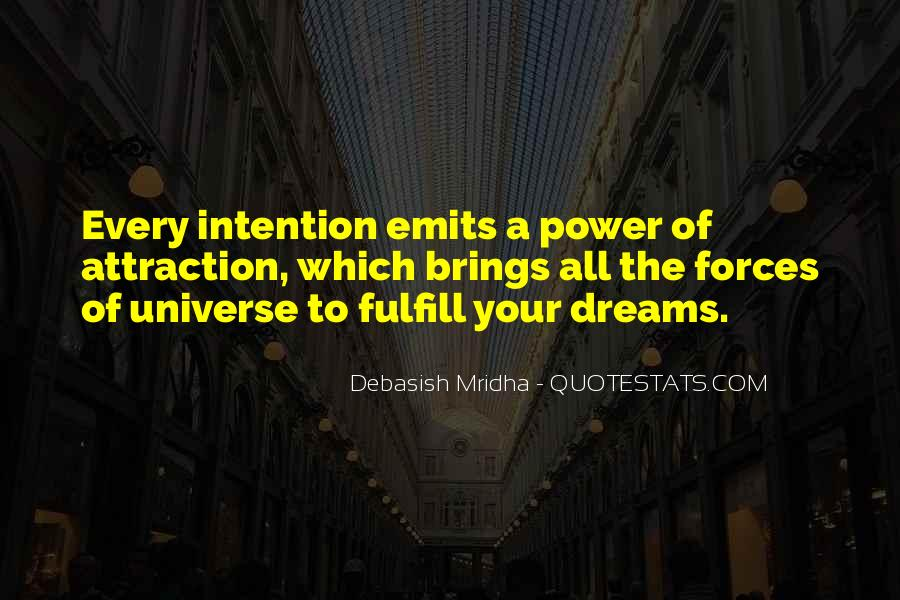 Love Intention Quotes #642517