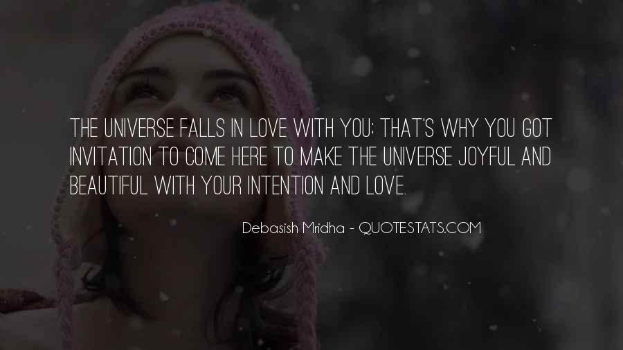 Love Intention Quotes #797324