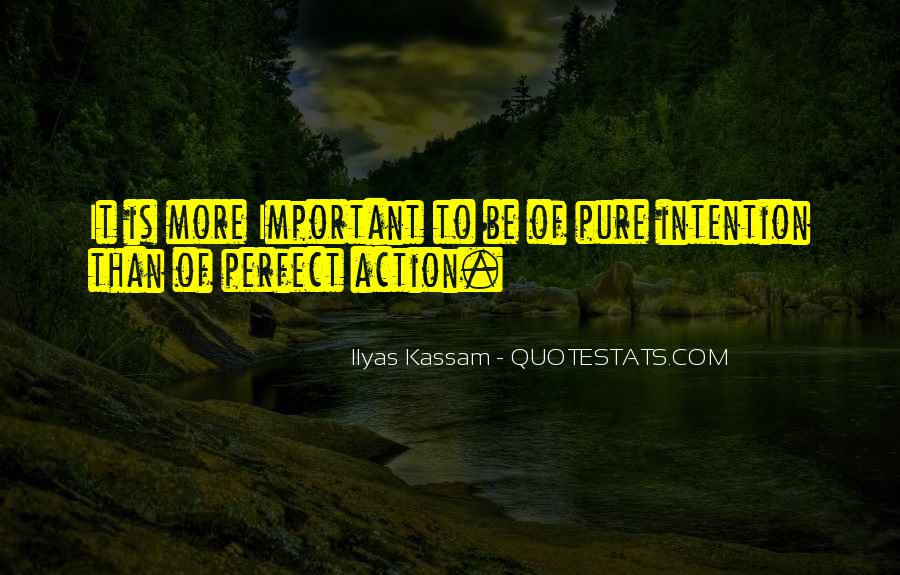 Love Intention Quotes #823179