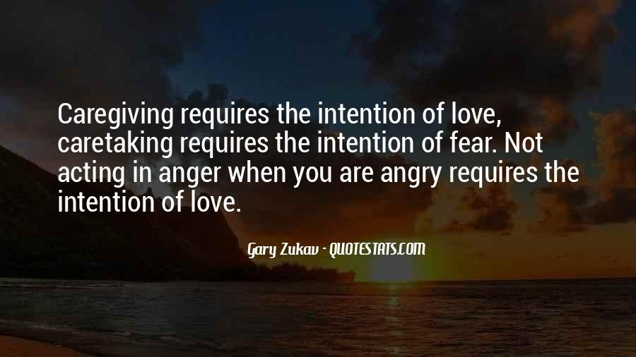 Love Intention Quotes #848320