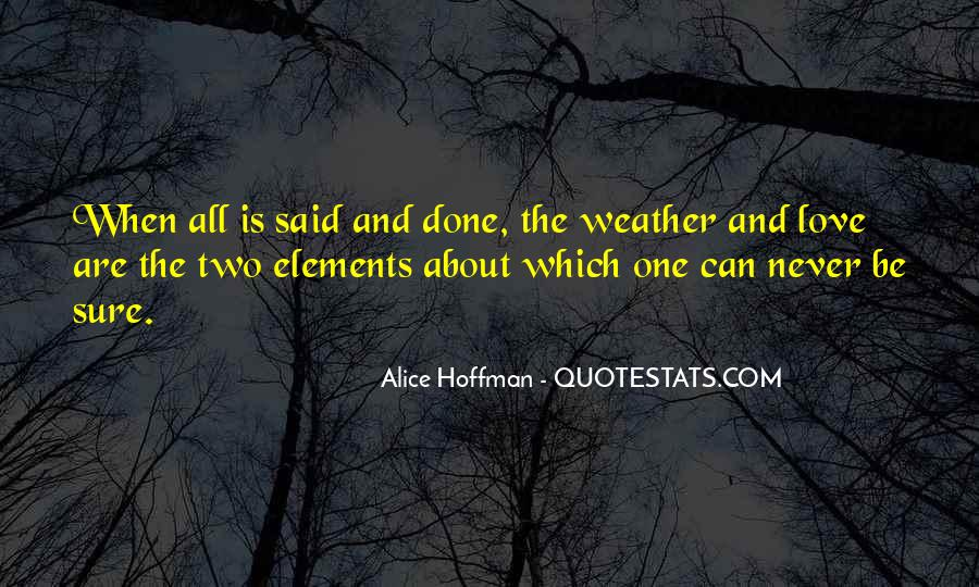 Love Is All About Quotes #103312