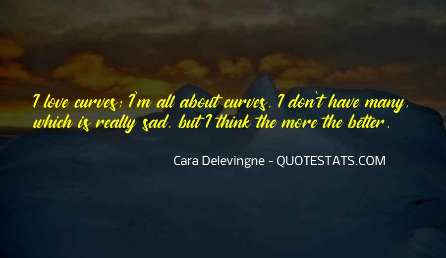 Love Is All About Quotes #116182