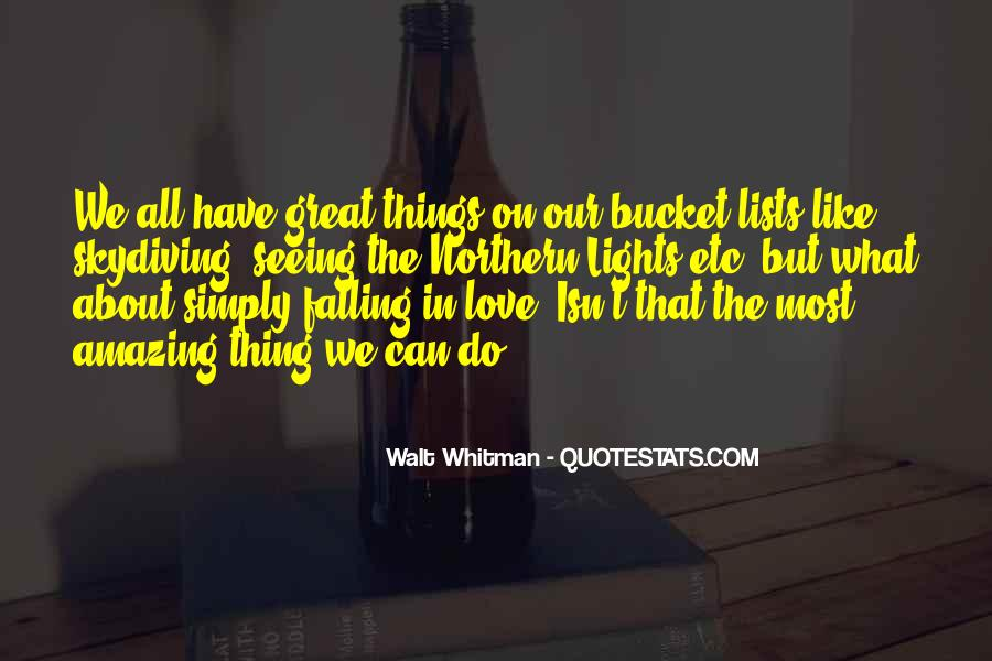 Love Is All About Quotes #15422