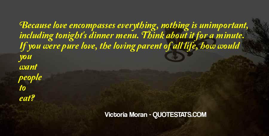 Love Is All About Quotes #157624