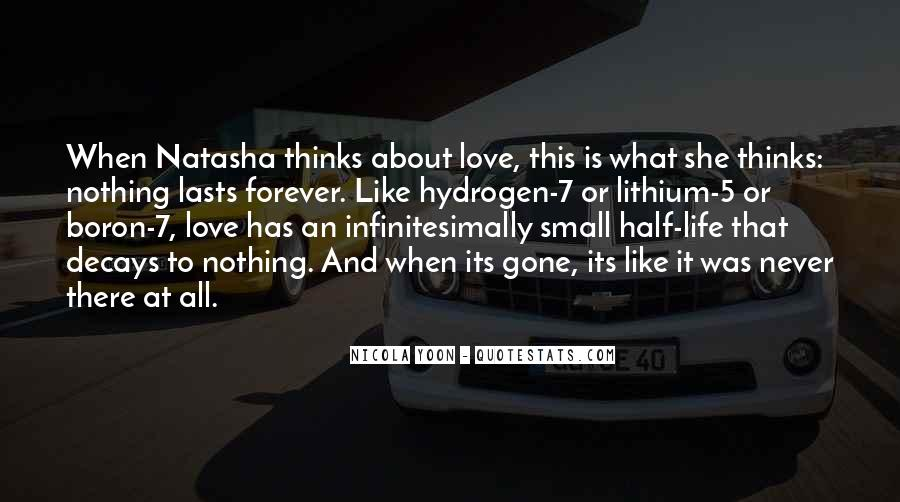 Love Is All About Quotes #179281