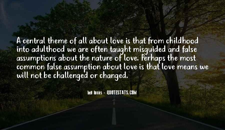 Love Is All About Quotes #24161