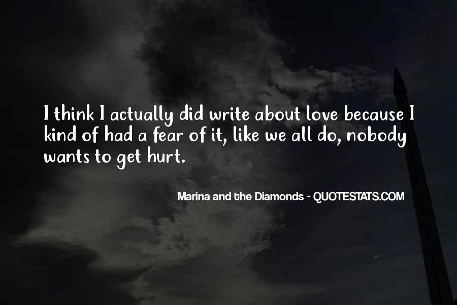 Love Is All About Quotes #323811