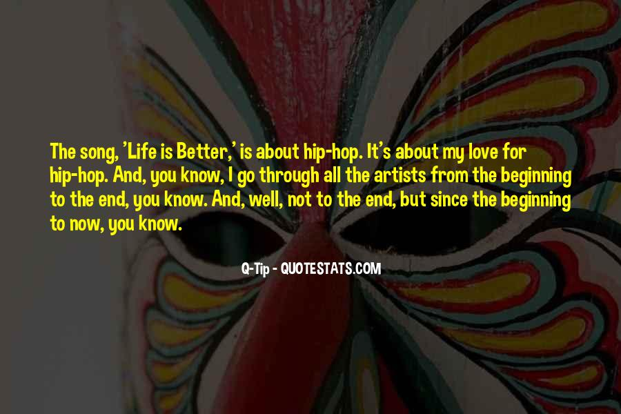 Love Is All About Quotes #357462