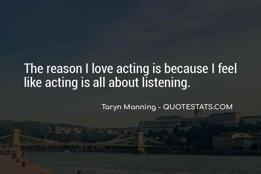 Love Is All About Quotes #66201