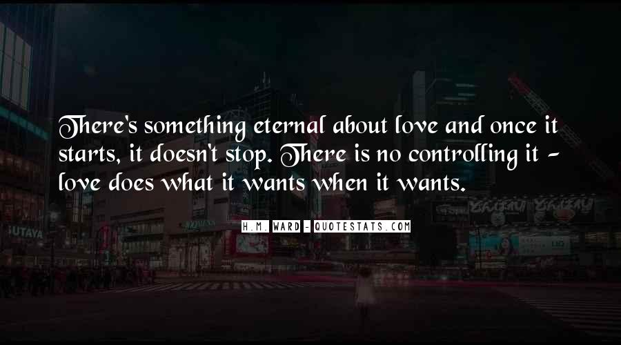 Love Is Cursed Quotes #1630061