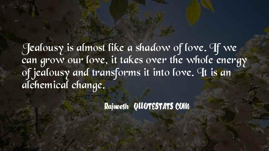 Love Is Like A Shadow Quotes #87105
