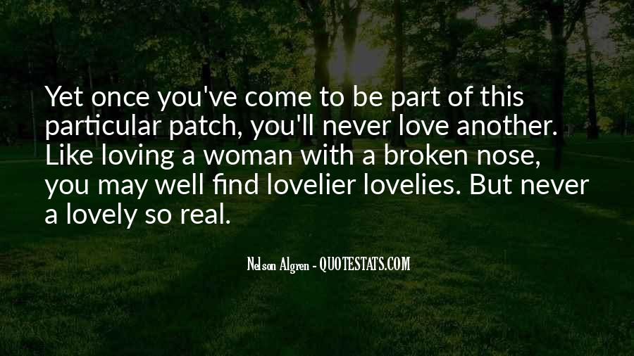 Love Is Lovelier Quotes #891094