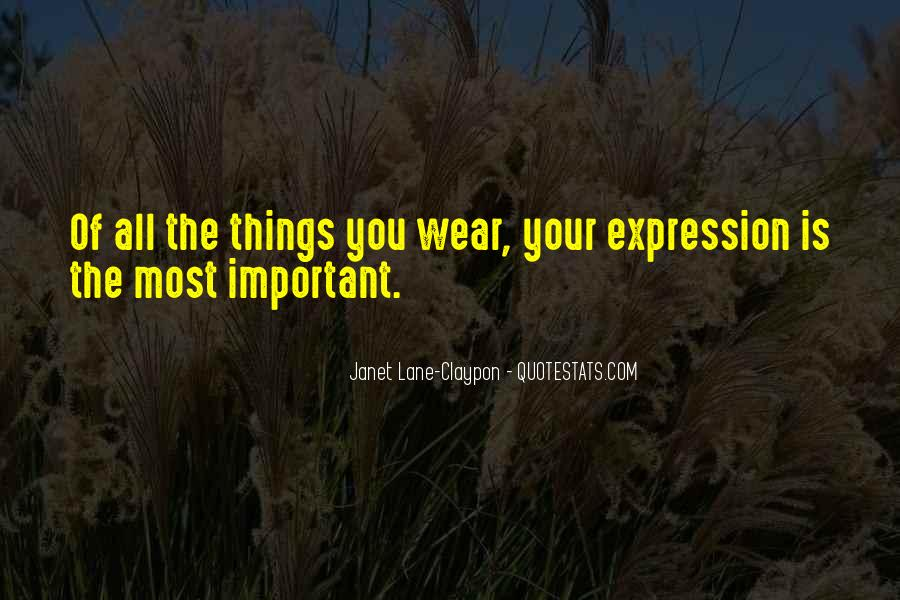 Love Is Most Important Quotes #176085