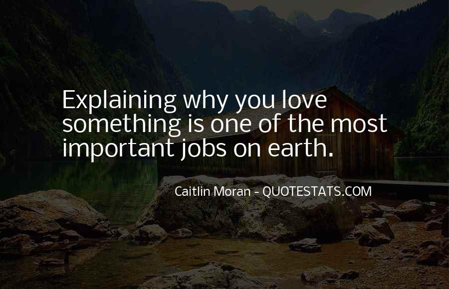 Love Is Most Important Quotes #575960