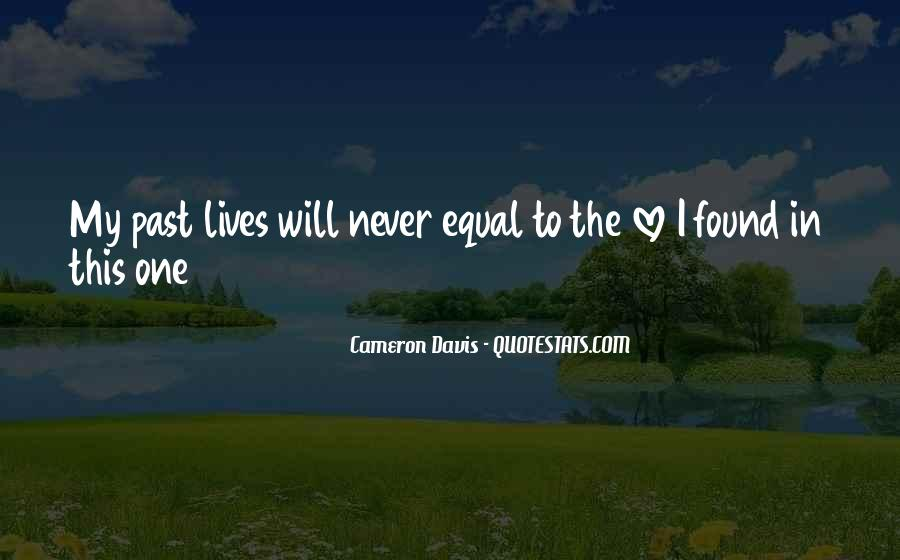 Love Is Never Equal Quotes #1814973
