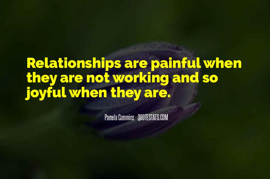 Love Is Not Painful Quotes #129510