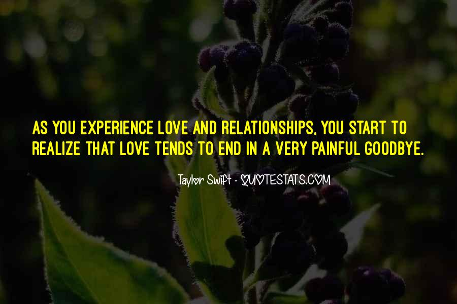 Love Is Not Painful Quotes #164258