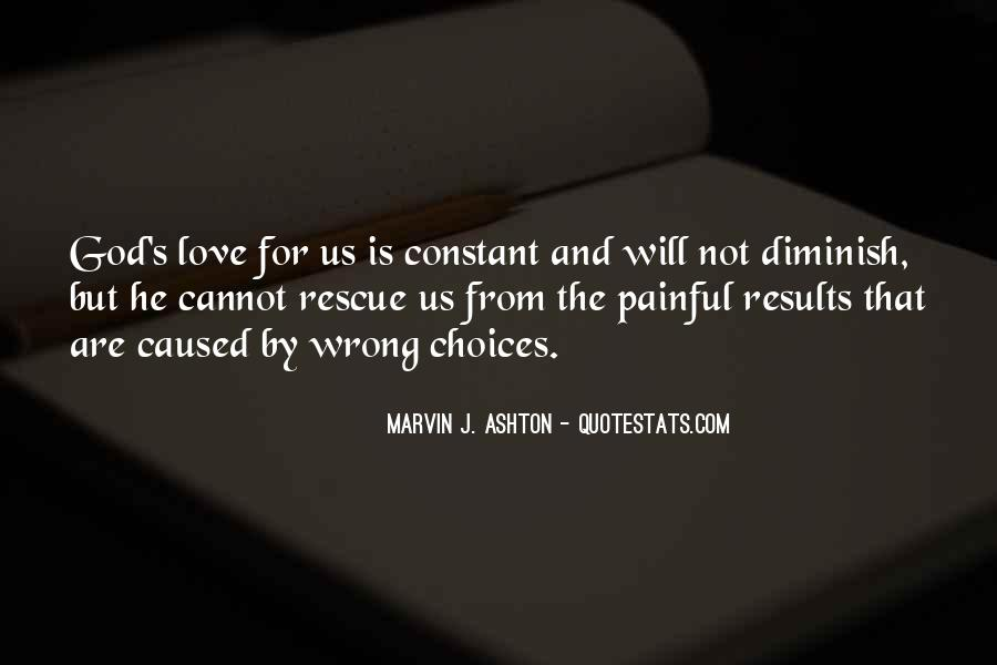 Love Is Not Painful Quotes #1863207